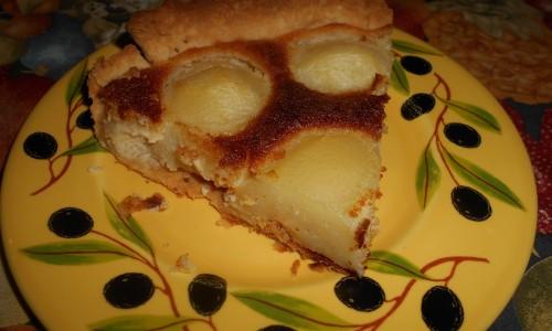 Part de tarte Bourdalou