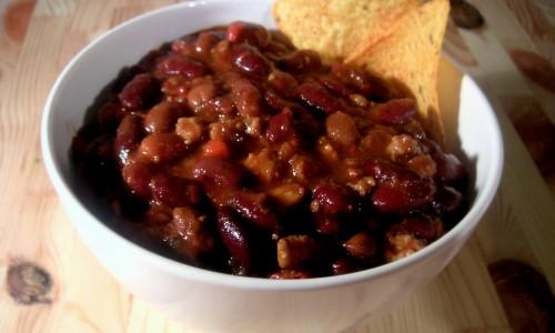 Chili Con Carne - 14.00 €